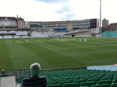 Kia Oval, section: 13, row: 25, seat: 425