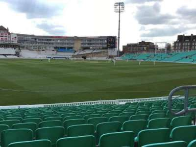 Kia Oval, section: 14, row: 17, seat: 175
