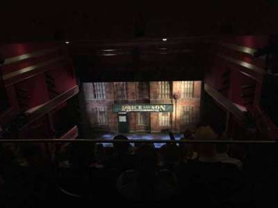 Adelphi Theatre, section: Upper Circle, row: K, seat: 16