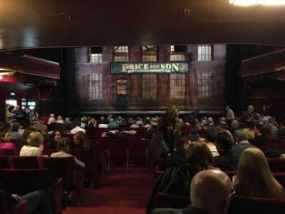Adelphi Theatre, section: Stalls, row: S, seat: 18