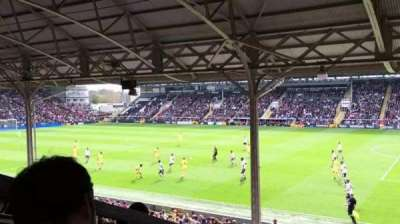Craven Cottage, section: B, row: N, seat: 13