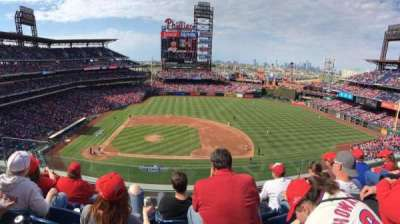Citizens Bank Park section 315
