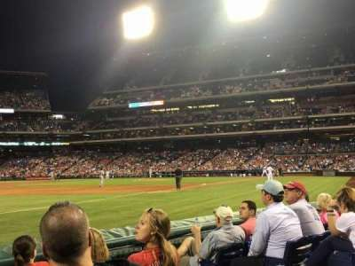 Citizens Bank Park, section: 136, row: 5, seat: 5