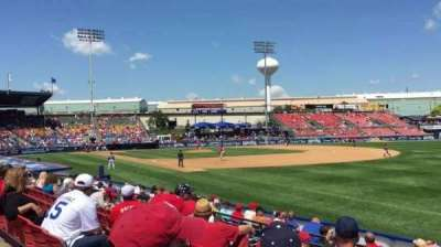 FirstEnergy Stadium (Reading), section: Right 6, row: 10, seat: 9