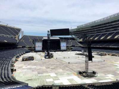 Soldier Field, section: 225, row: 5, seat: 7