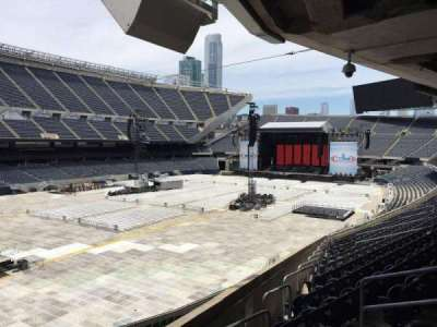 Soldier Field, section: 216, row: 14, seat: 20