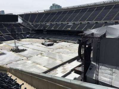 Soldier Field, section: 301, row: 13, seat: 2