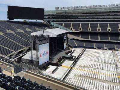Soldier Field, section: 440, row: 6, seat: 12