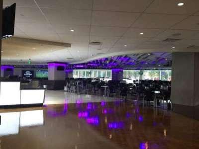 U.S. Bank Stadium section Hyundai Club