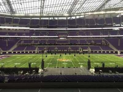 U.S. Bank Stadium section V3