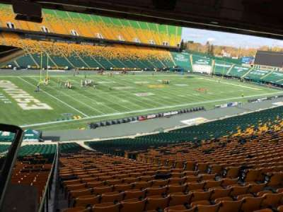 Commonwealth Stadium (Edmonton), section: Z, row: 45, seat: 34