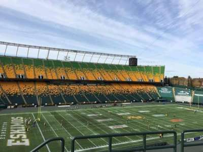 Commonwealth Stadium (Edmonton), section: Y, row: 49, seat: 1