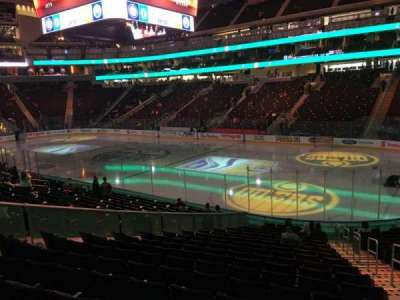 Rogers Place, section: 117, row: 18, seat: 3