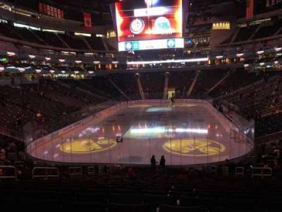 Rogers Place, section: 110, row: 23, seat: 12