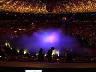 Wynn Theatre, section: A, row: L, seat: 11