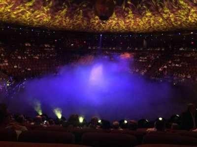 Wynn Theatre, section: B, row: J, seat: 10
