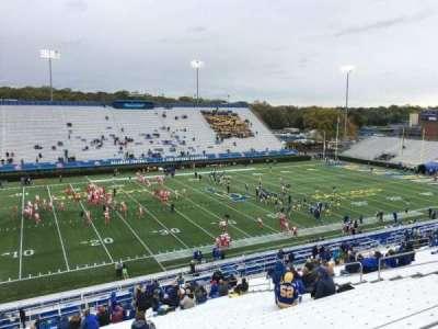 Delaware Stadium, section: F, row: Ll, seat: 20
