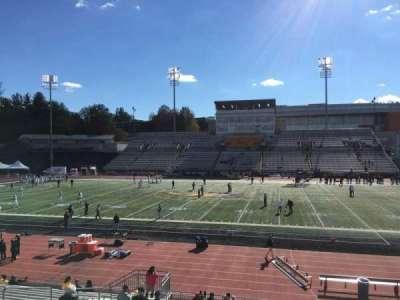 Johnny Unitas Stadium, section: 103, row: T, seat: 20