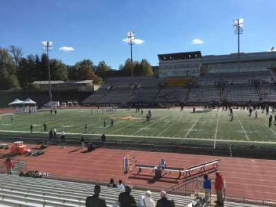 Johnny Unitas Stadium, section: 102, row: S, seat: 31