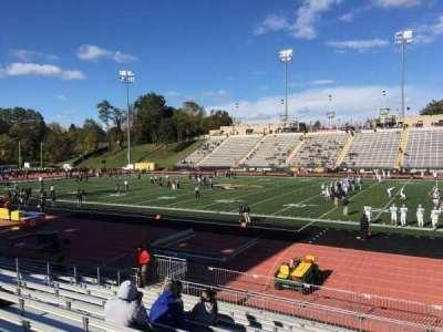 Johnny Unitas Stadium, section: 109, row: N, seat: 13