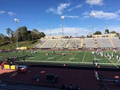 Johnny Unitas Stadium, section: 110, row: N, seat: 15