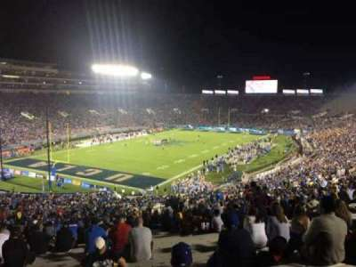 Rose Bowl, section: 28, row: 68, seat: 13