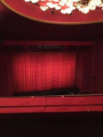 The Kennedy Center Opera House, section: T2, row: B, seat: 107