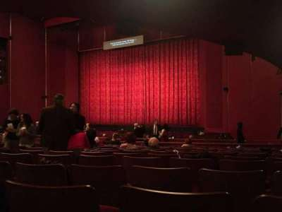 The Kennedy Center Opera House, section: Orch, row: Dd, seat: 16