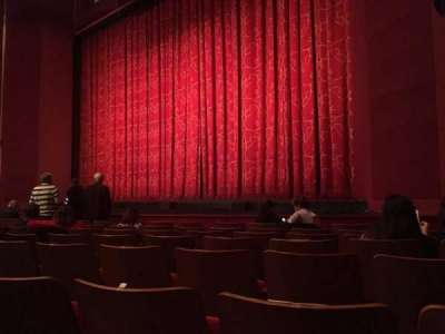 The Kennedy Center Opera House, section: Orch, row: O, seat: 22
