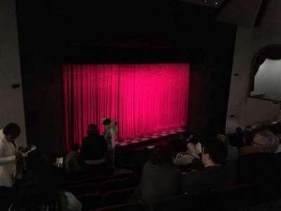 Walnut Street Theatre, section: Mez L, row: H, seat: 208