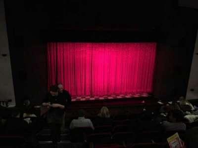 Walnut Street Theatre, section: Mez Center, row: J, seat: 115