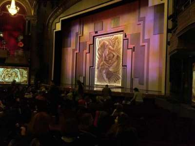 Lyric Theatre, section: Orch R, row: M, seat: 22