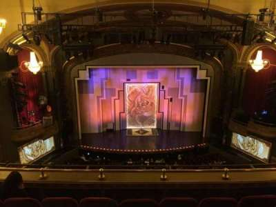 Lyric Theatre, section: Balc C, row: D, seat: 104
