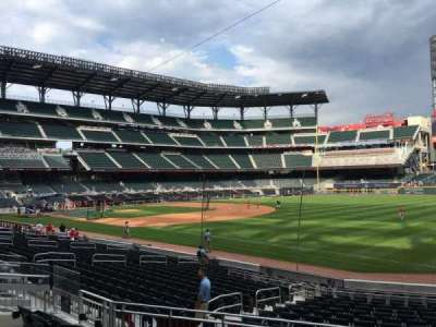 SunTrust Park, section: 112, row: 6, seat: 6