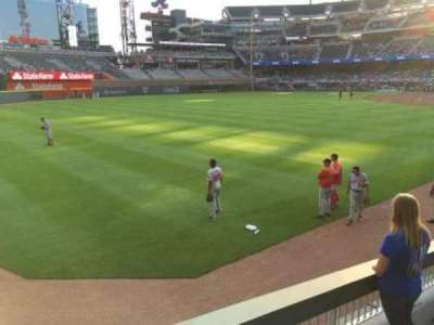 SunTrust Park, section: 143, row: 1, seat: 1