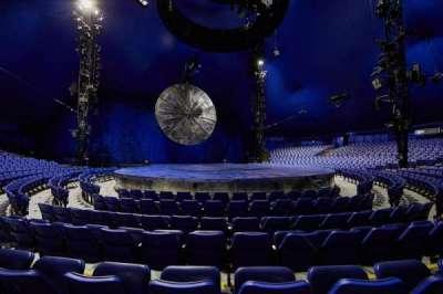 Cirque Du Soleil - Luzia, section: 101