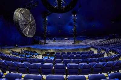Cirque Du Soleil - Luzia, section: 103