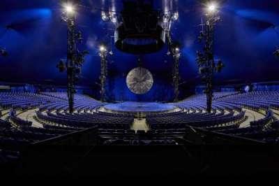 Cirque Du Soleil - Luzia, section: 200