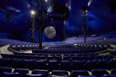 Cirque Du Soleil - Luzia, section: 201