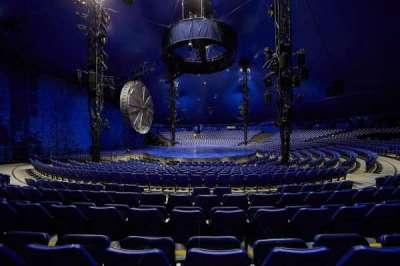 Cirque Du Soleil - Luzia, section: 203
