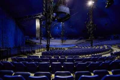 Cirque Du Soleil - Luzia, section: 205