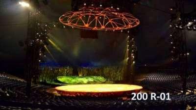 Cirque Du Soleil -Totem, section: 200, row: R, seat: 1