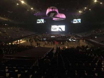 Sportpaleis, section: 133, row: 32, seat: 1