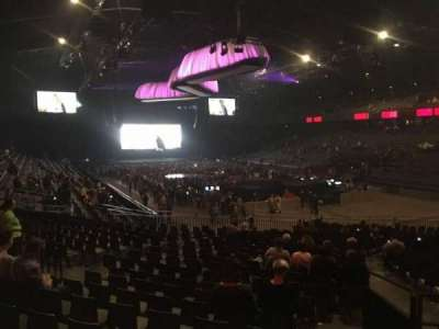 Sportpaleis, section: 140, row: 31, seat: 2