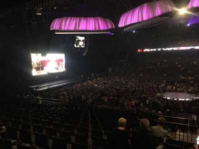 Sportpaleis, section: 150, row: 35, seat: 1