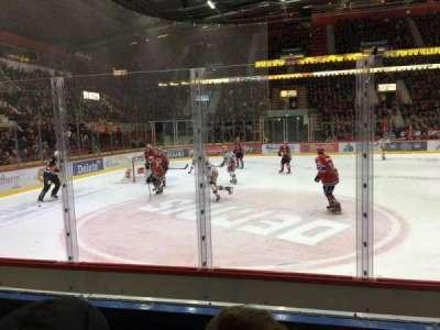 Helsingin Jäähalli, section: A3, row: 2, seat: 56