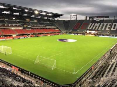 Audi Field section 133