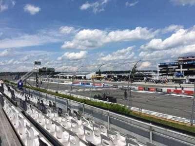 Pocono Raceway section 119