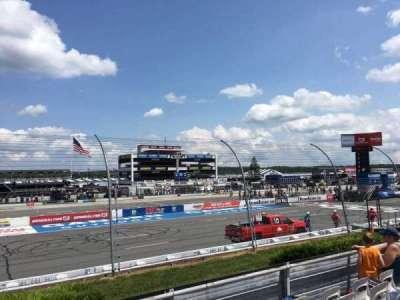 Pocono Raceway section 125