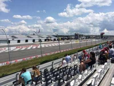 Pocono Raceway section 135